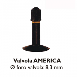 ROOM 700X5-40 VALVE AMERICA...
