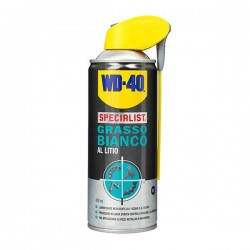 Grease white lithium, WD-40