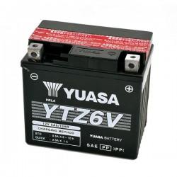 YUASA BATTERY YTZ 6V