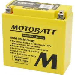 Motobatt MBT14B4 AGM...