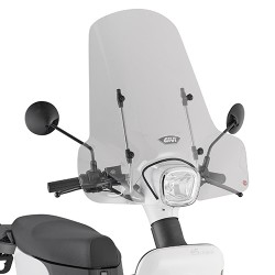 GIVI 107A Windshield With...