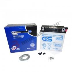 GS Battery CB5L-B 12V 5Ah...