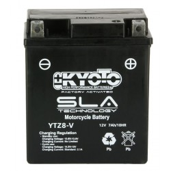 Kyoto  GTZ8-V SLA-AGM Senza...