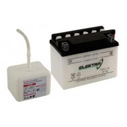 Battery Elektra YB4L-B acid