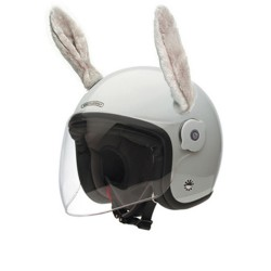Donkey ears for helmet