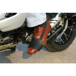 LAMPA saves shoe protection...