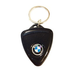 Keyring BMW polyurethane resin
