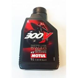 MOTUL 300V 5W40 4T FACTORY...