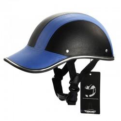 Bike helmet-style baseball