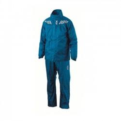 Rain suit ridertech blue...