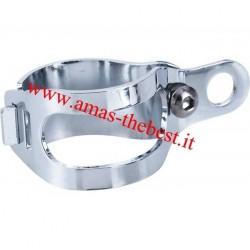 Chrome fork clamp x mm.28 / 40