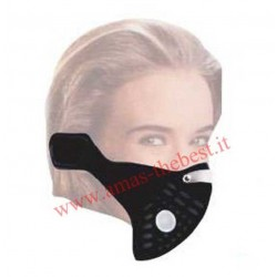 Neoprene mask with filter -...