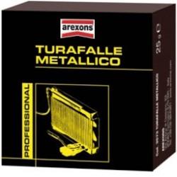 Turafalle metallico 25 grammi
