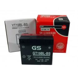 BATTERY GS YT19BL-BS ex-G19