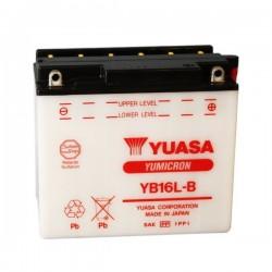BATTERY YUASA YB16L-B...