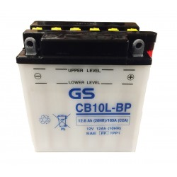 UPGRADED GS YB10L-BP BATTERY