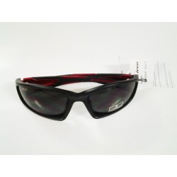 SUNGLASSES BLACK AND RED