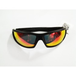 SUNGLASSES-BLACK WITH...