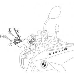 Kit di attacchi A5100A...