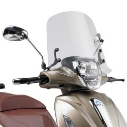 Parabrezza scooter 357A...