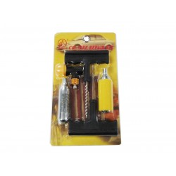 TIRE REPAIR KIT BKR CO2