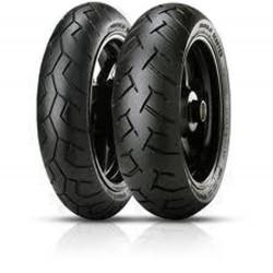 Pair Tires Pirelli Diablo...