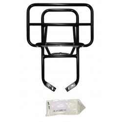 Rear luggage carrier BLACK...