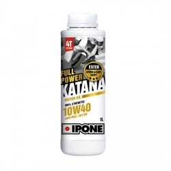 Full Power KATANA lubricant...