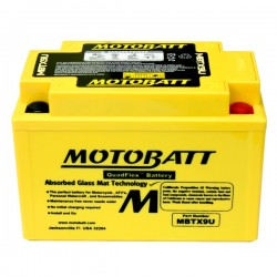 MBTX9U enhanced battery...