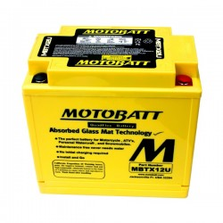 MBTX12U enhanced battery...