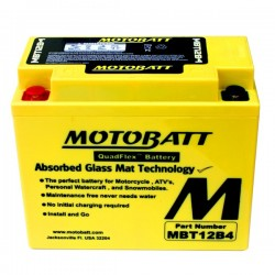Battery MBT12B4 Motobatt =...