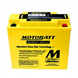 Battery MB51814 Motobatt =...