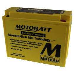 MB16AU Upgraded Battery...