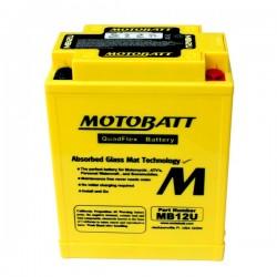 Battery powered MB12U...
