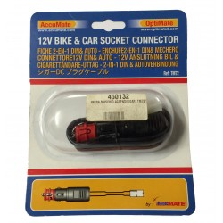 DIN CONNECTOR 12V & AUTO...