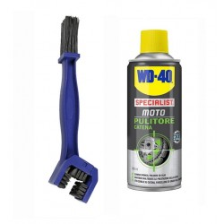 KIT CLEANER CHAIN, WD-40...
