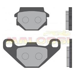 Brake Pads Rear 6216060