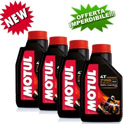4 Liters Engine Oil 7100...