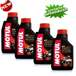 4 Liters Engine Oil-7100...