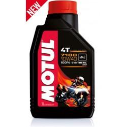 Engine oil 7100 10w40 100%...
