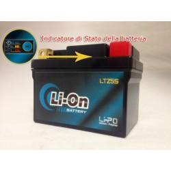 Battery Lithium LTZ5S equal...