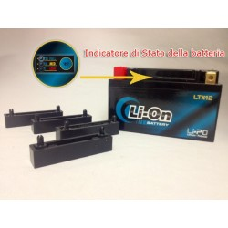 Lithium battery LTX12 equal...