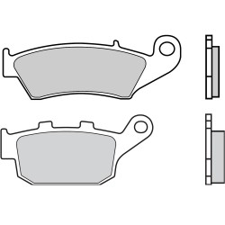 Brake Pads Front and Rear