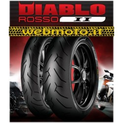 Set Tires 120/70-ZR 17 +...