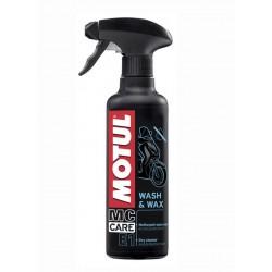 Wash & Wax E1
