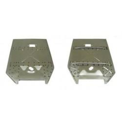 Raw Sheet Metal Platform...