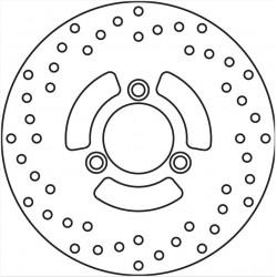 Disco Freno Anteriore//Posteriore Piaggio Beverly 125-500 Rif.56393R