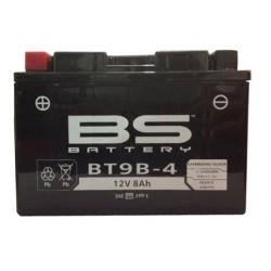 Battery BT9-4 equal YT9B-BS...
