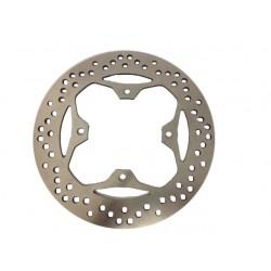 Brake Disk Rear 6591259