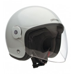 Helmet And Met White